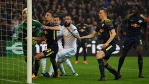Kostas Mitroglou Marseille RB Leipzig UEFA Europa League 12042018