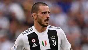 Leonardo Bonucci Juventus 2018-19