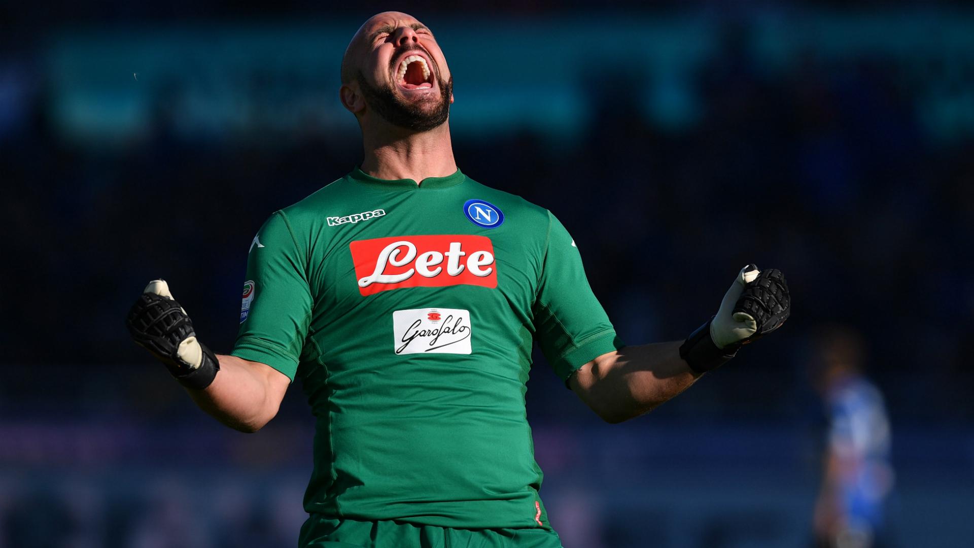 Reina Napoli Serie A