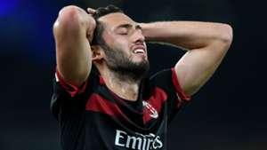 Hakan Calhanoglu Arsenal Milan