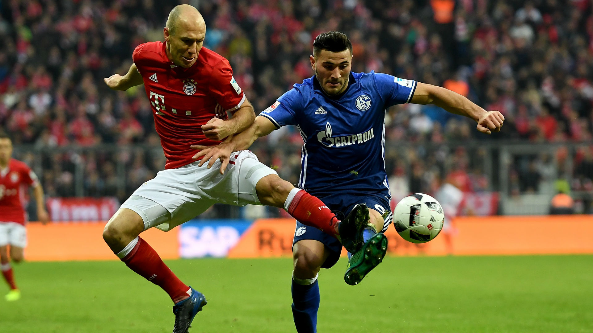 Muller Bayern Munich Schalke