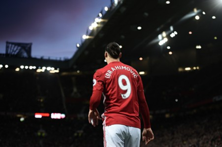 zlatan ibrahimovic manchester united premier league 041717