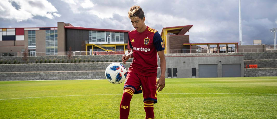 Julian Vázquez Real Salt Lake 2019