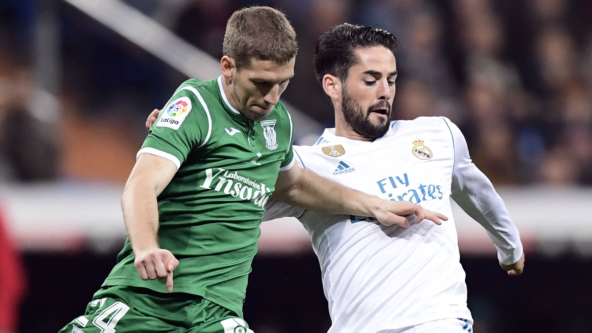 Madrid eliminated by Leganes from Copa del Rey