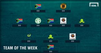 SA Team of the Week May 30