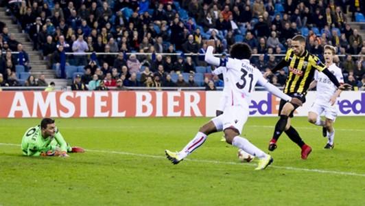 Vitesse - Nice, Europa League 12072017