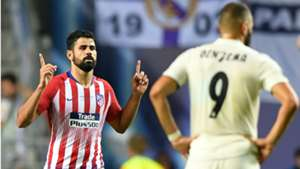 Diego Costa Benzema Real Atlético de Madrid Real Madrid Supercopa UEFA 15 08 2018