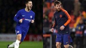collage Chelsea Barca