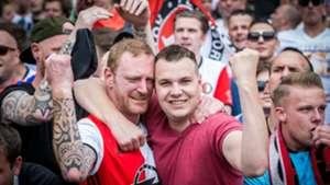 De Kuip, fans, Feyenoord - Heracles, Eredivisie, 14052017