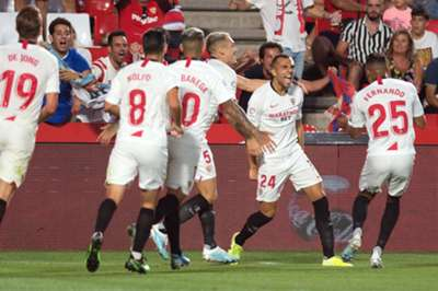 Jordan Granada Sevilla LaLiga