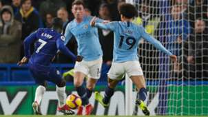 Chelsea Manchester City 08122018