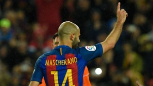Javier Machserano Barcelona La Liga 042617