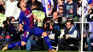 Luis Suarez Real Madrid Barcelona El Clásico LaLiga 23122017
