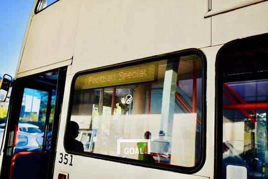 토트넘 무료 셔틀버스