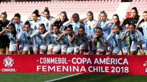 Seleccion Argentina Femenina Copa America 2018