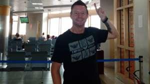 Dylan Kerr Gor Mahia coach.