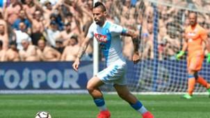 Marek Hamsik Sassuolo Napoli Serie A