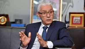 رشيد الطالبي - وزير الرياضة المغربي