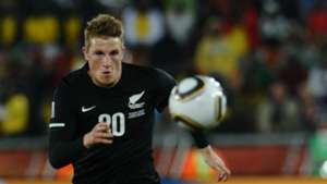 Chris Wood New Zealand 2010