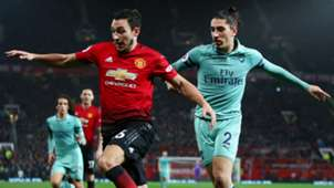 Matteo Darmian Hector Bellerin Manchester United Arsenal 051218