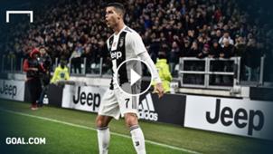 GFX Cristiano Ronaldo Juventus SPAL
