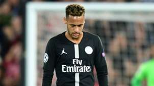 Neymar Liverpool PSG Champions League 18 09 2018