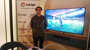 Rodrigo Gallego - Delegasi LaLiga untuk Indonesia