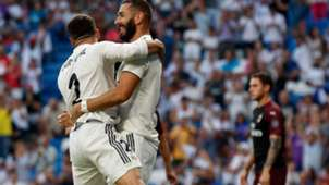 Benzema Carvajal Real Madrid Milan Trofeo Bernabéu