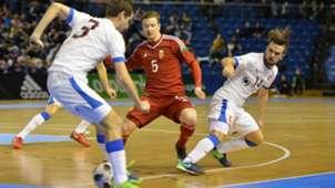 Futsal Magyarország Csehország