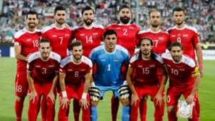 Syria natonal team