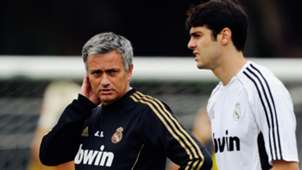 Jose Mourinho Kaka Real Madrid 13072011