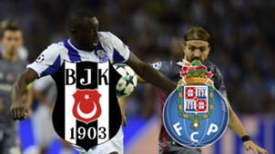 GFX Besiktas vs. Porto