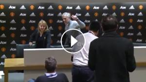 Mourinho conferencia
