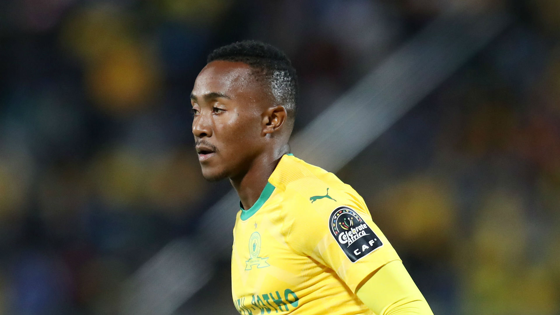 Lebohang Maboe, Mamelodi Sundowns, August 2018