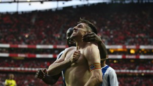 Héctor Herrera Benfica vs Porto 2018