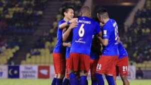 Dominic Tan, Johor Darul Ta'zim, Melaka United, Super League, 06/05/2017