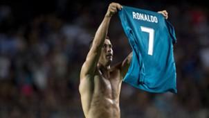 Ronaldo Madrid Barcelona 081317