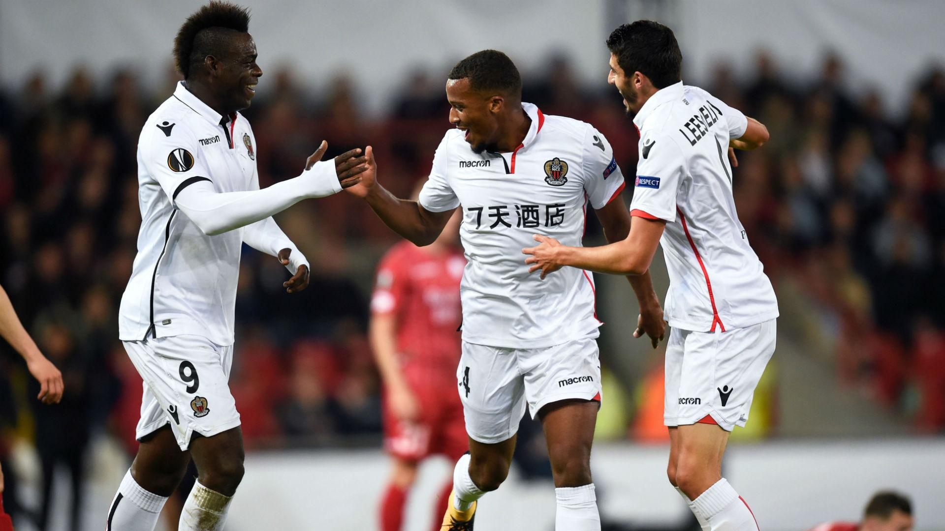 Nice gagne tout en maîtrise à Rennes