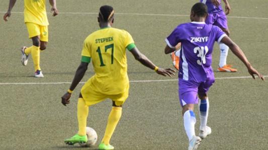 Stephen Alfred, Jonathan Zikiye - MFM vs. Kwara United