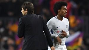 Willian Conte Chelsea