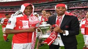 Alex Iwobi FA Cup Arsenal