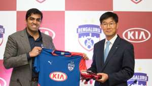 Bengaluru FC Kia Motors