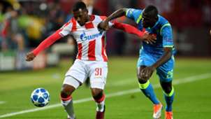 Koulibaly Red Star Napoli Champions League