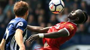 SADIO MANE LIVERPOOL PREMIER LEAGUE 21042018