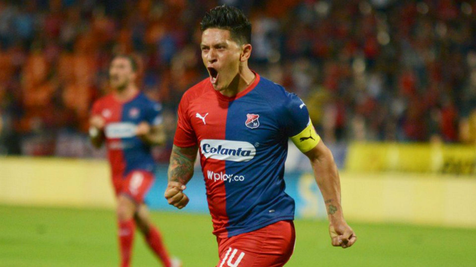 Germán Cano Independiente Medellín 2019-II