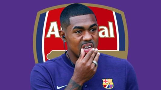 Malcom Barcelona Arsenal 2018
