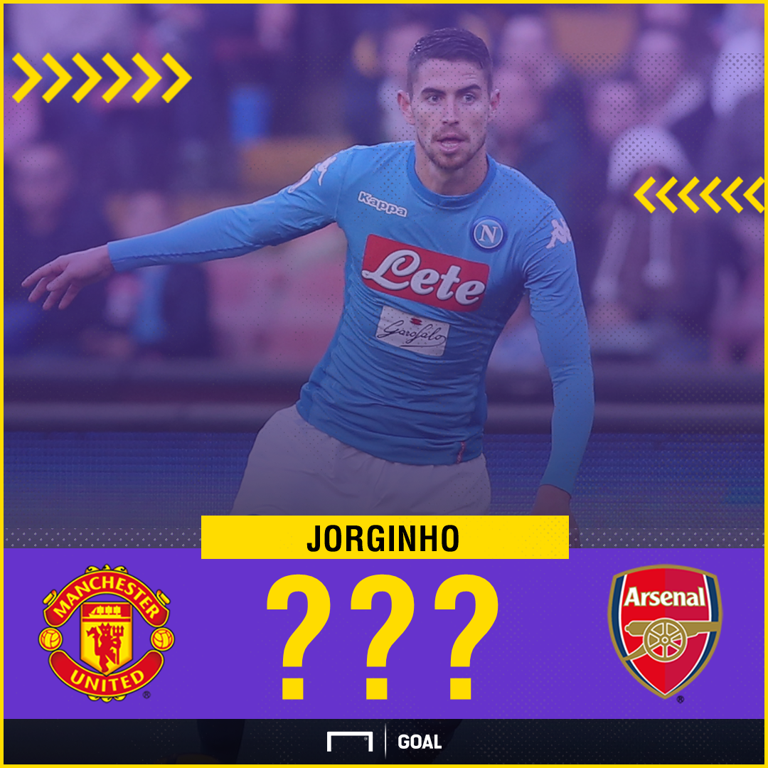 Jorginho Manchester United Arsenal