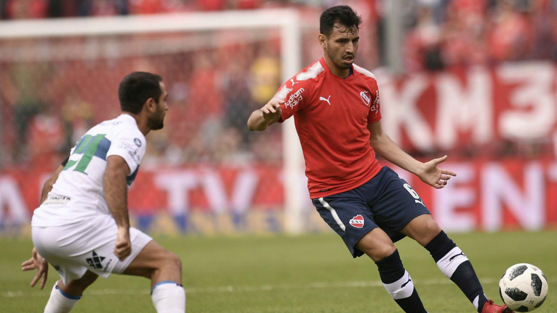 Juan Sanchez Miño Independiente Gimnasia Superliga Argentina 06052018