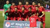 Tran Dinh Trong Vietnam vs Thailand King's Cup 2019