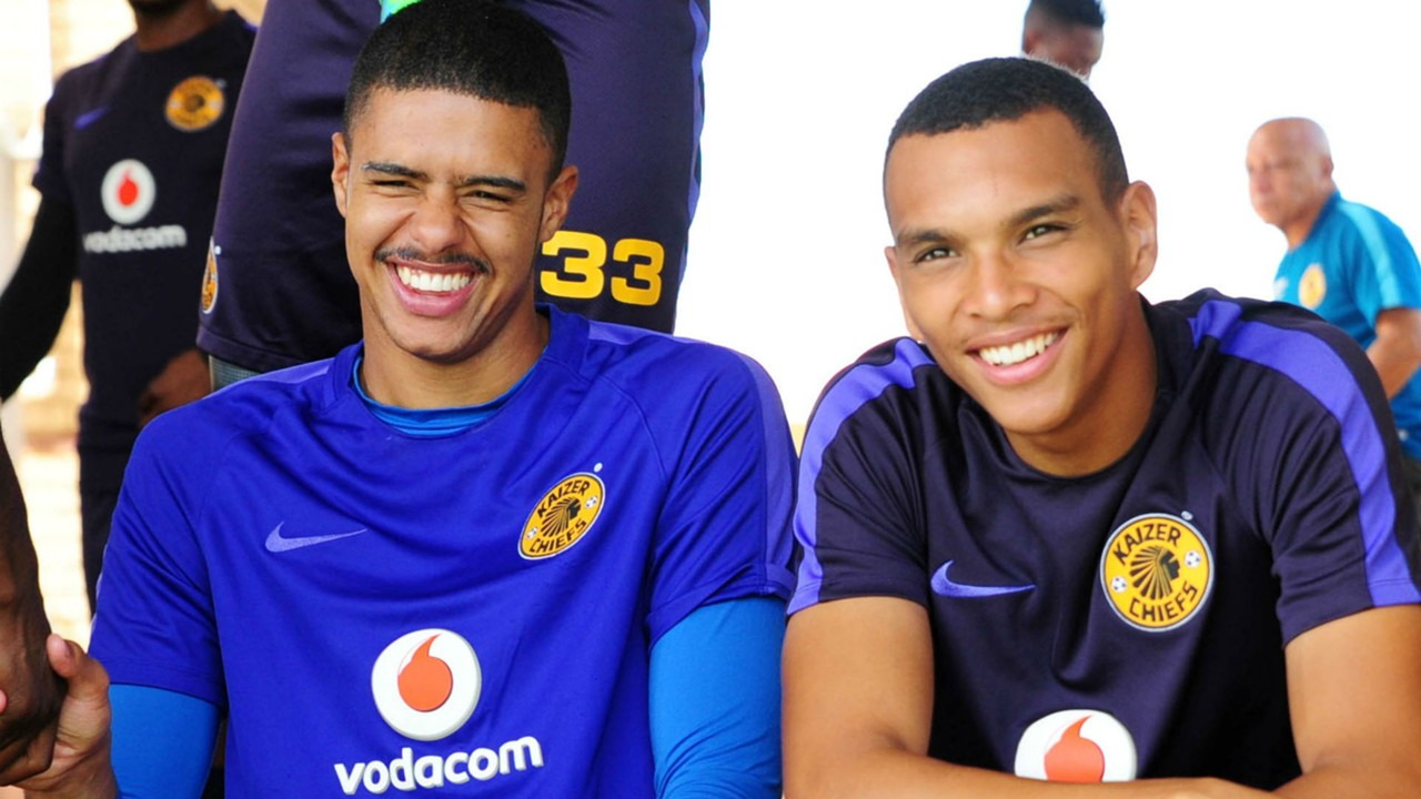 Brylon Petersen & Ryan Moon, Kaizer Chiefs